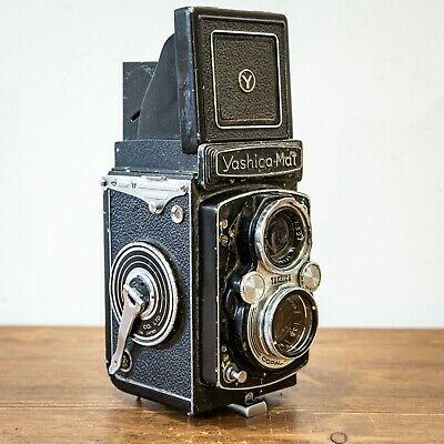 Yashica-Mat Copal MXV TLR Medium Format 120 Film Camera