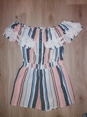 Girls Playsuit Age 9-10 Years. River Island