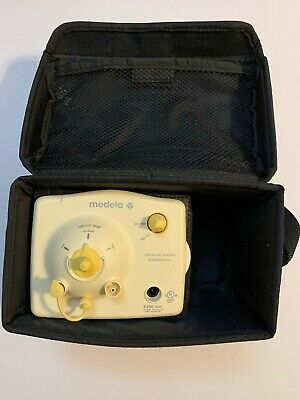 Medela Pump In Style Advanced Personal Double Breastpump Motor with AC Adapter