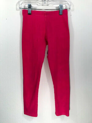 Faded Glory Girl's Pink Leggings Size S (6-6X)