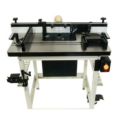 Jet-737000CK Cast Iron Router Table with Lift