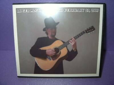 Roger Mcguinn Cd Album Live In Us Makes A Long Time Man Feel Bad Rock Pop