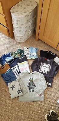 Boys Bundle 25 items! - Age 4-5yrs - H&M, NEXT, Monsoon, Etc
