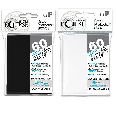 Ultra Pro Pro-Matte Eclipse Sleeves - Small YuGiOh Size - 60ct