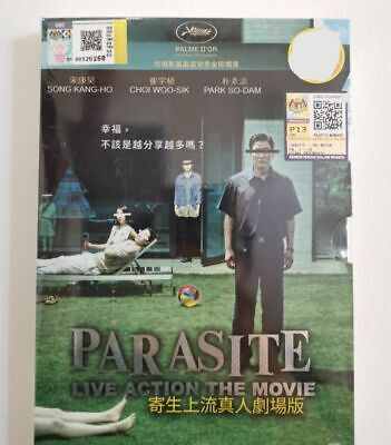 NEW KOREAN MOVIE DVD PARASITE (2019) Good Eng Sub All Region + Tracking Number