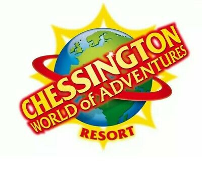 2 Chessington Tickets - Booking Form and 10 Sun Tokens.