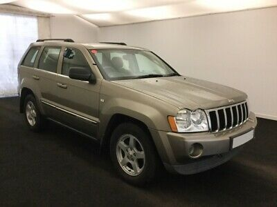 2006 Jeep Grand Cherokee 3.0 Crd Limited - Leather, Alloys, P/Sensors, Clean