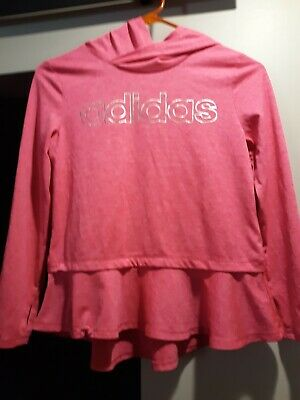 Girls ADIDAS shirt M 10/12