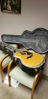 Takamine 12 String Guitar w/hard shell case