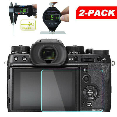 For Fujifilm X-T Series Mirrorless Camera Screen Protective Film Tempered Glass