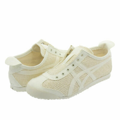 New Onitsuka Tiger MEXICO 66 SLIP-ON 1182A046 Cream × Cream from Japan F/S 2019