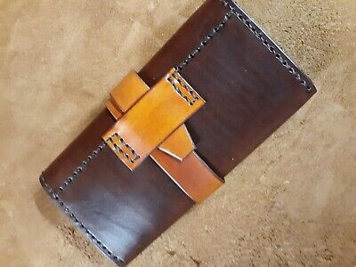 Early American Leather Wallet