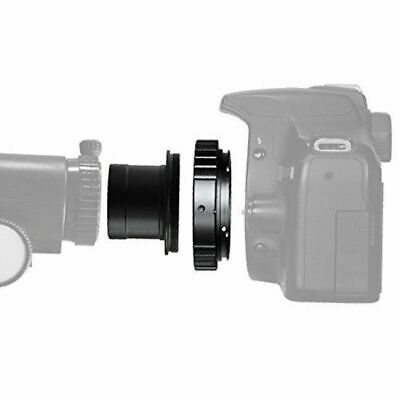 """Gosky T-ring and M42 to 1.25"""" Telescope Adapter (T-mount) for All Canon EOS DSLR"""