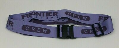 Frontier Airlines Crew Luggage Strap