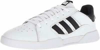 ADIDAS ORIGINALS MEN'S Vrx Low Skate Shoe, WhiteBlackWhite