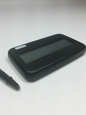 Used for Reuse! Scriptel ST1550 EasyScript Compact LCD Signature Capture Pad