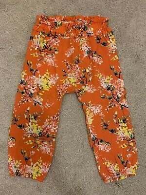 Girls Next Trousers Age 2-3 Years