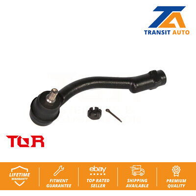 Front Left (Driver Side) Outer Steering Tie Rod End For 2010-2013 Kia Soul