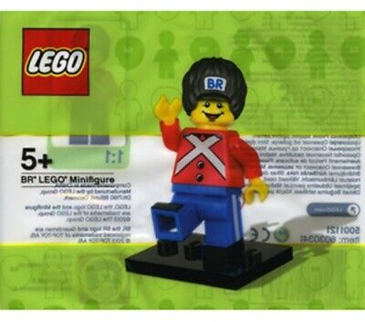Lego BR Minifigure Polybag 5001121 Collectible Minifigure Figurine Guard New