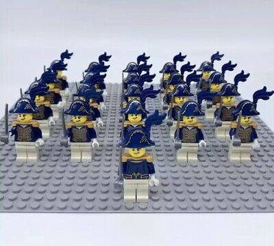 LEGO Compatible 20x Army Soldiers Imperial Guards Pirates Mini Figures