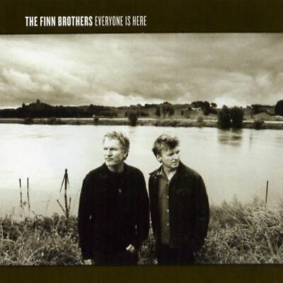 THE FINN BROTHERS everyone is here (CD, album) soft rock, pop rock, very good,