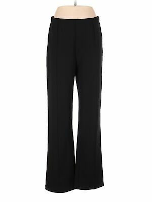 Blue Earth Women Black Casual Pants L