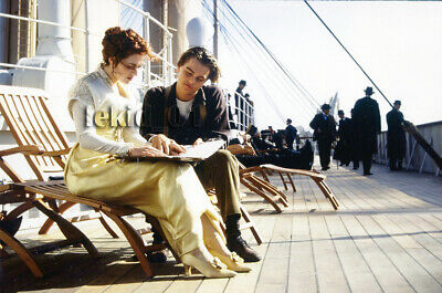 KATE WINSLET /& FRANCES FISHER FORMAT 20X27 CM PHOTO TITANIC P8