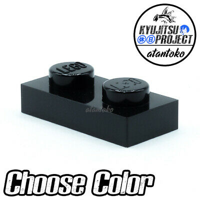 LEGO Plate 1x4 Choose Color and Piece Count