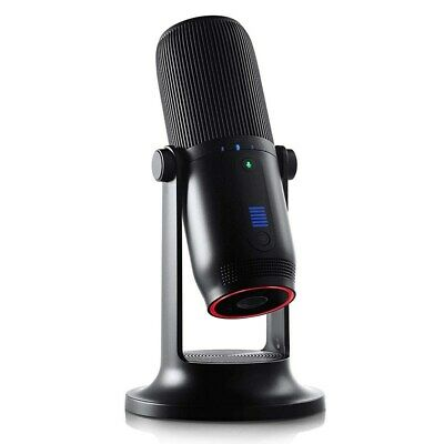 Thronmax MDrill One Pro Cardioid Condenser Microphone - Jet Black