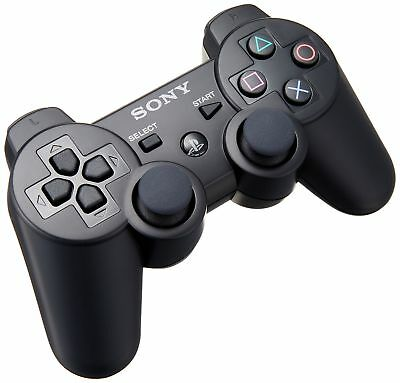 Sony PS3 PlayStation 3 Controller DUALSHOCK 3 Black