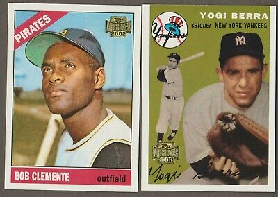 2002 Topps Archives Baseball - You Pick - #1 - #200 - Free Shipping