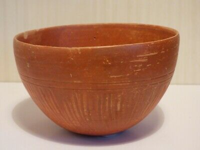 ROMAN TERRACOTTA MASTOID BOWL c. 1st to 2nd cent. AD