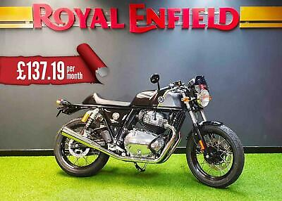 2020 Royal Enfield CONTINENTAL GT 650 DUAL