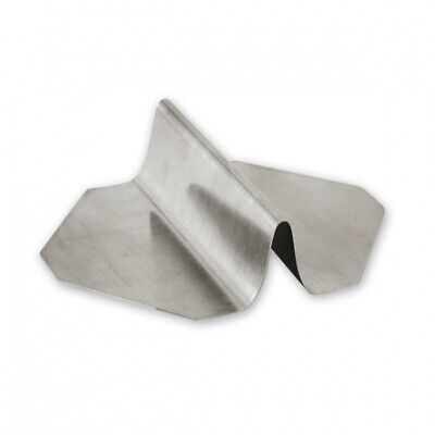Sandwich Guard Stainless Steel 160mm Cutting Cutter Guide Toast Toastie Cafe