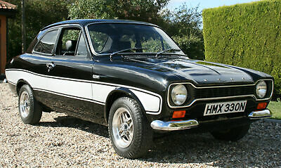 Ford Escort RS 2000 MK1.Stunning Car throughout