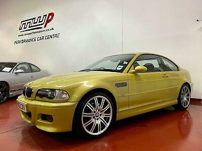BMW M3 3.2 Manual E46 (345ps) **Only 43,000 Miles - Fully Loaded - Immaculate**