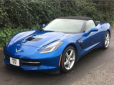 Chevrolet Corvette 6.2 V8 Convertible Automatic