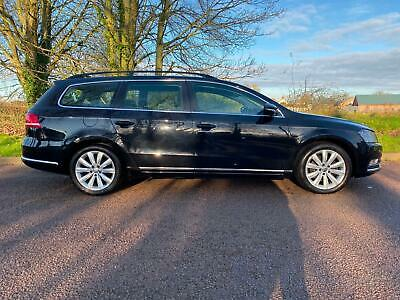 Volkswagen Passat estate 1.6TDI highline BlueMotion Tech 63reg 1 owner FSH vgc
