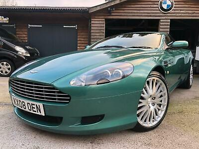 Aston Martin DB9 Coupe Touchtronic V12 2008