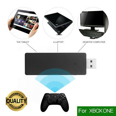 Wireless Controller Adapter for Microsoft Xbox One Windows PC USB Receiver Stick