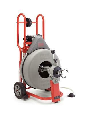Ridgid-41977 K-750 Autofeed Drum Machine with 3/4In Pigtail