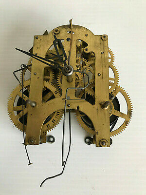 Vintage Ansonia type larger clock Movement