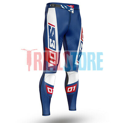 S3 01 Trials Riding Pant Blue Trials-Offroad-Adventure FreePP