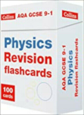 NEW 9-1 GCSE Physics AQA Revision Question Cards (Collins GCSE 9-1 Revision Card
