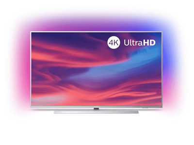 """TV LED 65"""" - Philips 65PUS7304, UHD 4K, HDR 10+, Ambilight 3 lados"""
