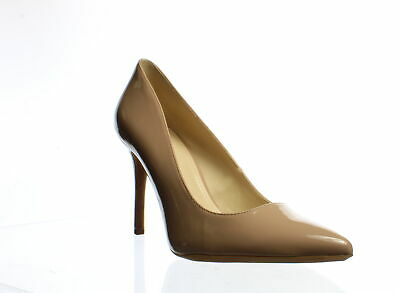Nine West Womens Fill Barely Nude Pumps Size 10 (1045382)