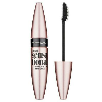 Maybelline Lash Sensational Multiplying Mascara Black NEW & SEALED