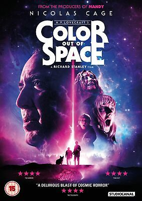 Color Out of Space [DVD] RELEASED 06/04/2020