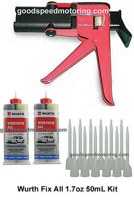 Wurth Fix All 2 Part Epoxy Starter Kit - 0893301900