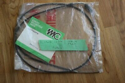 KAWASAKI CHOKE CABLE BIG HORN 1970-1975 MMC 54017-041 -CanadianSeller #101